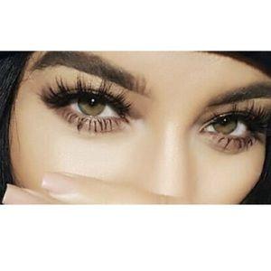 3D Natural 100% Mink Soft Fluffy Eyelashes